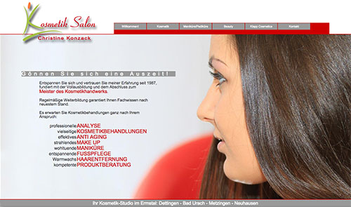 Webdesign Dettingen