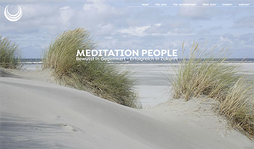 Website Meditation-People Reutlingen